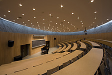 Toho College of Music 70th Anniversary, College, Interior of the oval-shaped hall - 90032-70-1