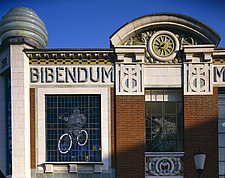 The Michelin Building, Fulham Road, London, 1911 - 201-60-1