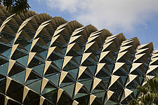 Esplanade Theatres on the Bay arts centre, Singapore - 13243-40-1