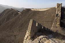 The Great wall of China is a series of stone and earthen fortifications in northern China, built, rebuilt, and maintained between the 5th century BC a... - 13318-350-1