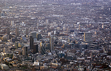 Aerial view of London - 13374-220-1