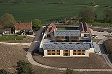 The Rothschild Foundation Archive ,Windmill Farm, Waddesdon Manor, - 13283-690-1