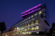 New Woolwich Civic Offices, Woolwich, London - 13395-410-1