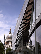 St Pauls cathedral and One New Change, London - 13481-10-1
