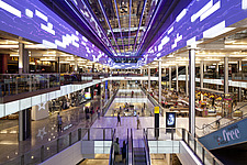 Main Food Court, Westfield Stratford City, Olympic Park, London, UK - 13715-100-1