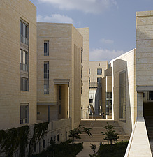 The Open University of Israel, Dorothy de Rothschild Campus, Ra'anana - 11522-640-1