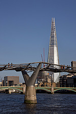 The Shard, view across the Thames - 13933-20-1