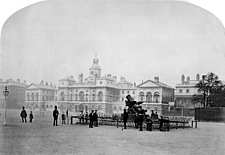 HORSE GUARDS, Westminster, London - 32391-20-1