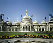 The Royal Pavilion, Brighton, East Sussex, England, 1815 - 3448-20-1