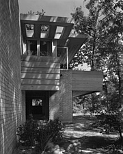 Lloyd Lewis residence in Libertyville (Ill - 70744-60-1