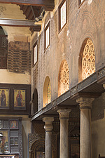 The Hanging Church, El Muallaqa, Dedicated to the Virgin Mary, Cairo - 11691-20-1