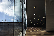 The auditorium of the Danish Maritime Museum at Helsingor, Denmark, by BIG Architects - 15094-180-1