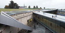 View of the Danish Maritime Museum inside the dry dock at Helsingor, Denmark, by BIG Architects - 15094-250-1