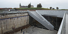 View of the Danish Maritime Museum inside the dry dock at Helsingor, Denmark, by BIG Architects - 15094-260-1