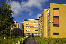 Mackinder and Stenton halls of residence, University of Reading, Berkshire - 15184-140-1