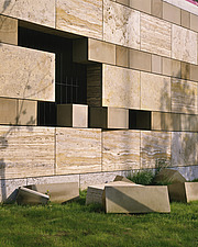 Staatsgalerie, Stuttgart (1977-84) - Art gallery, museum and civic centre - 47-30-1