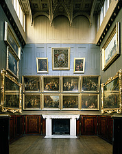 Sir John Soane's Museum, Lincoln's Inn Fields, c - 521-10-1