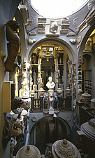 Sir John Soane's Museum, Lincoln's Inn Fields, c - 521-1050-1