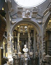 Sir John Soane's Museum, Lincoln's Inn Fields, c - 521-1060-1