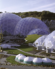 Eden Project, St Austell Cornwall - 30310-50-1