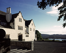 Blackwell house restoration, Lake District - 30311-30-1