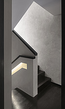 Staircase with polished plasterwork - 15595-110-1