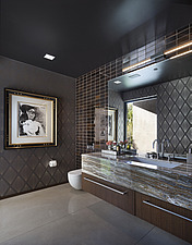Interior view, luxury private residence, Cherry Creek, Denver, Colorado, USA - 16013-250-1