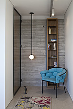 Interior view of a luxury duplex apartment in Tel Aviv, Israel - 16037-310-1