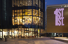 HOME Manchester (Arts Centre, Gallery, Theatre, Cinema and Restaurants) - 16081-560-1