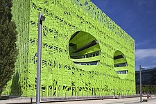 The Green Cube, La Confluence district, Lyon, France - 16141-230-1