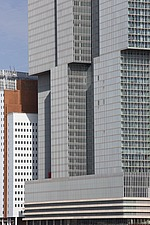 De Rotterdam by architect Rem Koolhaas/OMA - 16368-310-1