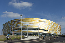 Exterior view of Derby Arena, UK - 16379-20-1