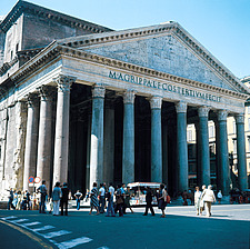 The Pantheon, Rome, Italy - 1771-10-1