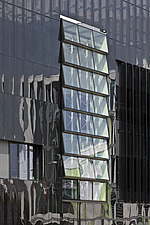 Exterior view of the National Graphene Institute, University of Manchester, UK - 16432-380-1