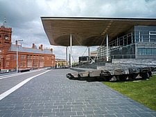 National Assembly, Cardiff, Wales - 30200-10-1