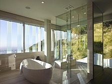 Rising Glen House in the Hollywood Hills, California, USA - 16596-50-1