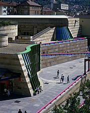 Staatsgalerie, Stuttgart (1977-84) - Art gallery, museum and civic centre - 47-740-1