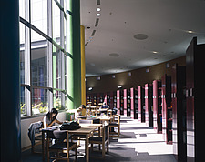 UCLA - UCI Science Library, Irvine Campus, University of California, Los Angeles - 5125-180-1