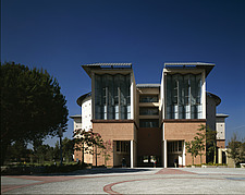 UCLA - UCI Science Library, Irvine Campus, University of California, Los Angeles - 5125-50-1