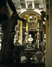 Sir John Soane's Museum, Lincoln's Inn Fields, c - 521-770-1