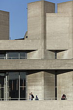 National Theatre, London - 16677-40-1