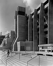 Foundling Court, Brunswick Centre, Marchmont Street, , Bloomsbury, London (1972) - 15991-250-1