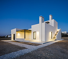 Single family residence on Paros island, Greece, by Lantavos Projects - 16734-110-1