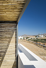 Single family residence on Paros island, Greece, by Lantavos Projects - 16734-210-1