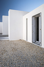 Exterior view, The Edge summer house on Paros island, Greece - 16735-140-1