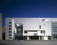 The Barcelona Museum of Contemporary Art, Spain, 1987-95 - 5587-10-1