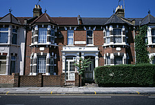 Victorian Terraced Houses, Hammersmith - 5706-10-1