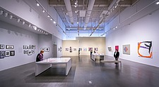 Interior view of the Contemporary Jewish Museum in San Francisco USA by Daniel Libeskind architects - 16746-20-1