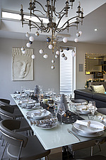 Silver and White Christmas Decorations - 16753-70-1