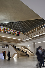 Design Museum (formerly the Commonwealth Institute) Kensington High Street, London - 16749-100-1